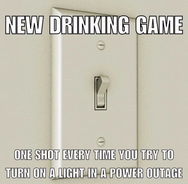 Hurricane Drinking Game